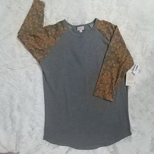 NWT LuLaRoe Randy Top L